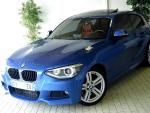 BMW F21 120d