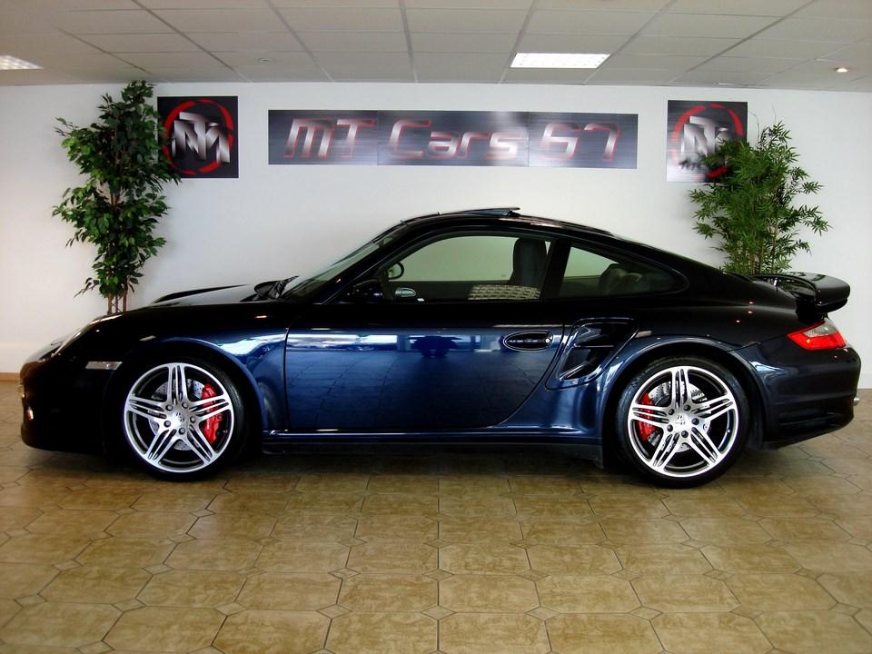 Porsche 911 Type 997 3 6 480ch Turbo M V Cars 68