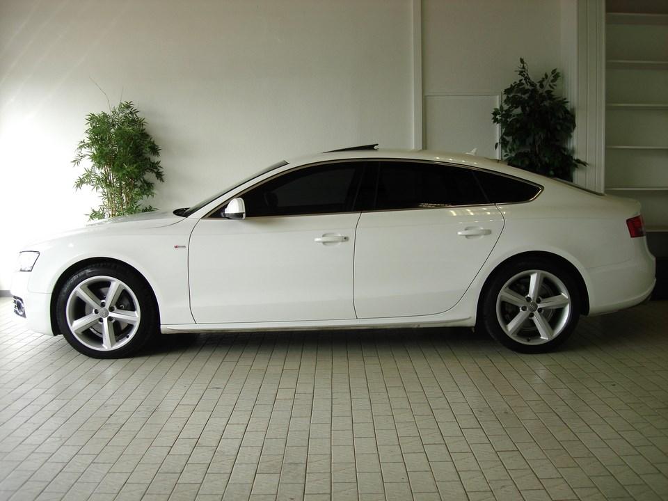Audi A5 Sportback 2 7 V6 Tdi 190ch S Line Plus