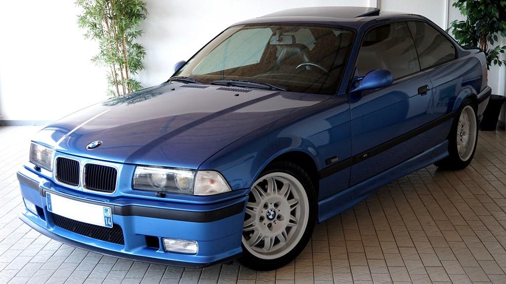 Bmw E36 M3 Coupe 3 2 321ch Bvm6 M V Cars 68