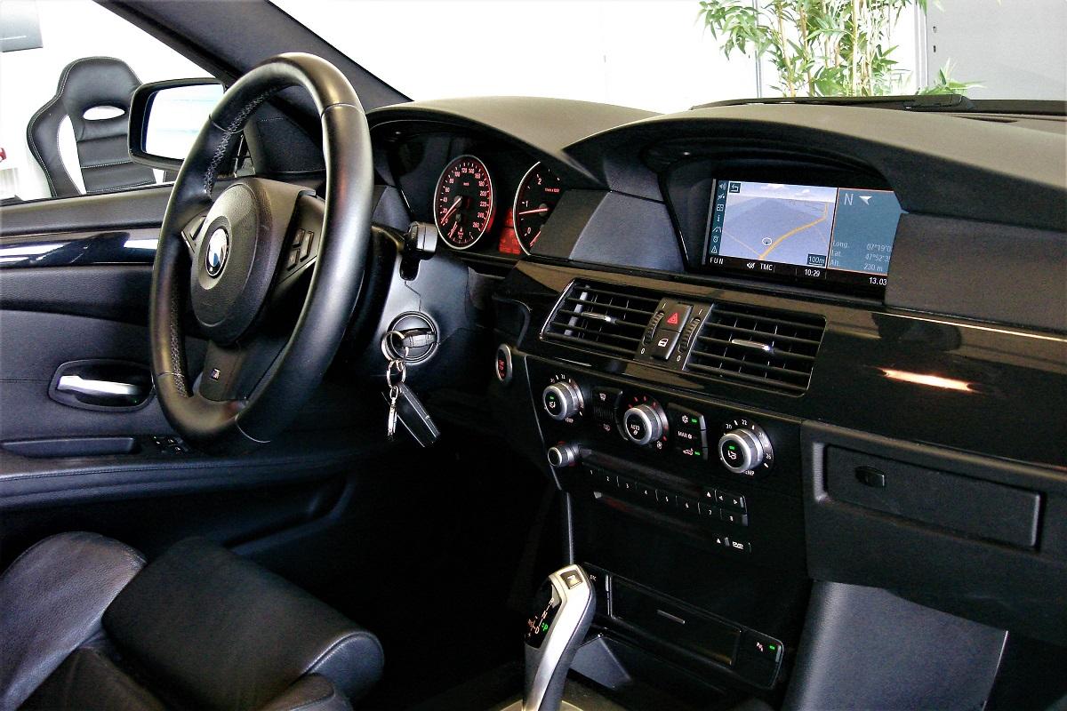 Bmw E60 Lci 530d 235ch Sport Design M Bva M V Cars 68