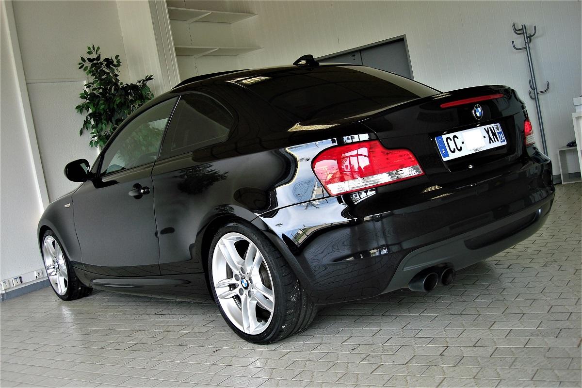 bmw e82 lci 135i 306ch sport design m bvm6 m v cars 68. Black Bedroom Furniture Sets. Home Design Ideas